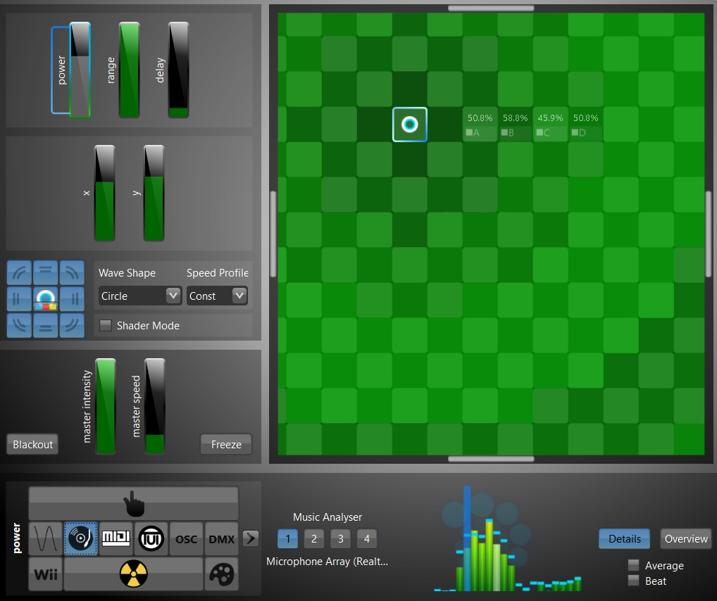 Tutorial Getting Started With Lightjams Turn On Delay Circuit That Resets Nice And Quick Youtube 4 Configure A Source